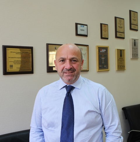 Nick Cotton, Managing Director