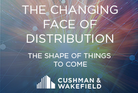 Cushman & Wakefield Report Reveals Europe's Eight Key Future Logistics Corridors