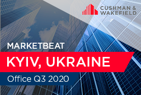 Office Market, Kyiv, Q3 2020